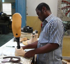 Orthopedic Training Centre (OTC) :: Ghana