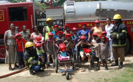 Ghana Fire Department